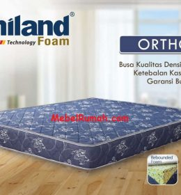 Kasur Busa Full Rebonded Uniland Ortho 180 x 200 x 20 cm Garansi 20 Tahun