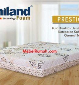 Kasur Busa Super Uniland Prestige 180 x 200 x 35 cm Garansi 20 Tahun