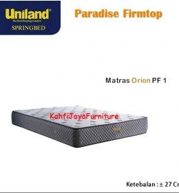 Kasur Uniland Paradise Firmtop 160 x 200 cm