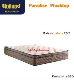 Kasur Uniland Paradise Plushtop 160 x 200 cm